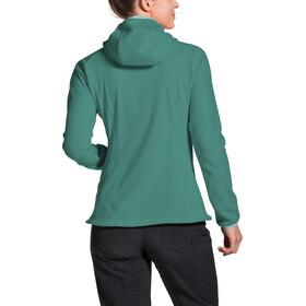 VAUDE Sunbury Veste à capuche Femme, nickel green